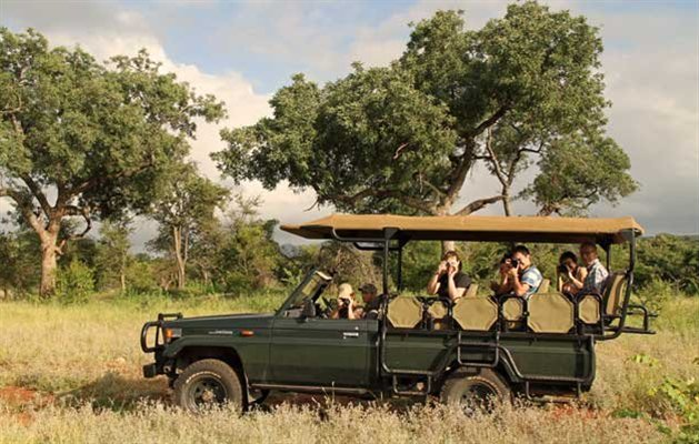 Mpala Safari Lodge, Sydafrika