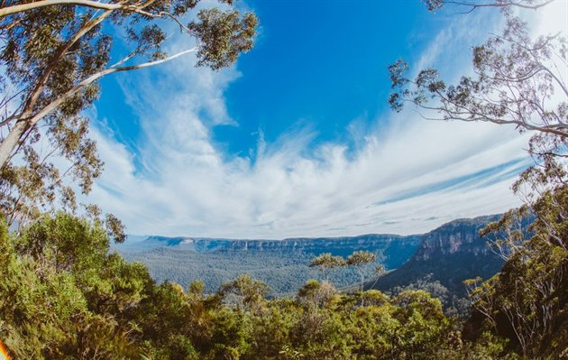 Blue Mountains, Sydney, Australien