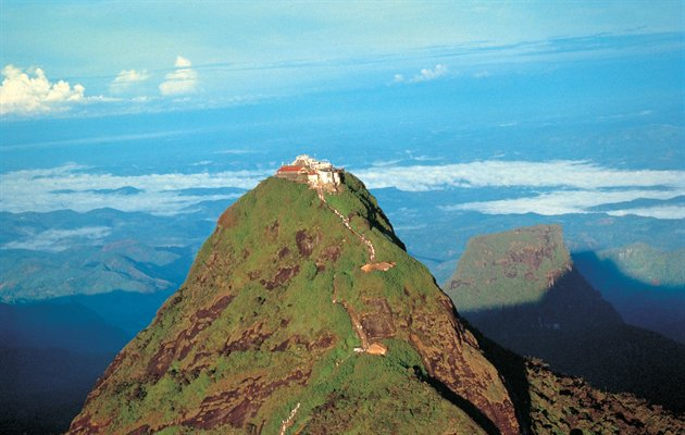 Sri Lanka, Adams Peak