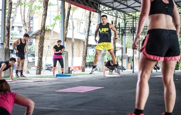 Thailand Fitness Camp