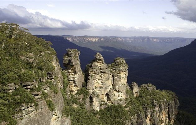 Three Sisters, Blue Mountains, Australien