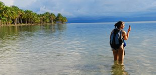 Backpacking i Panama