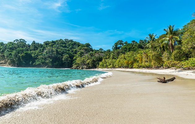 Manuel Antonio Nationalpark i Costa Rica
