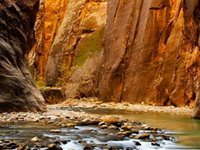 Zion Canyon National Park, USA