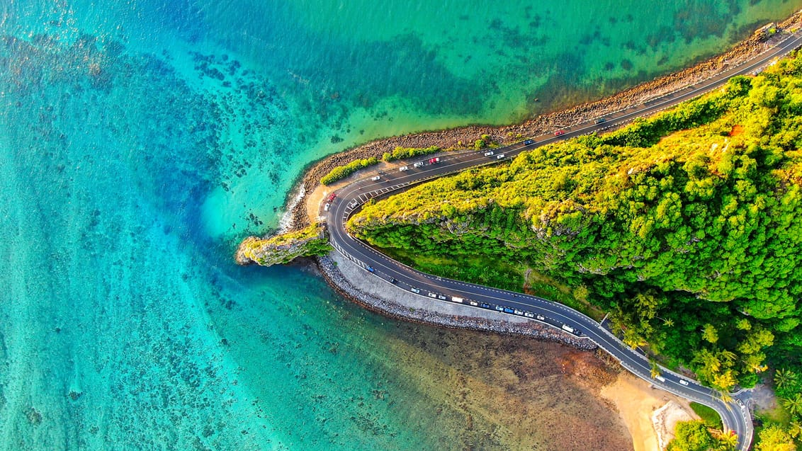 Mauritius - fly & drive